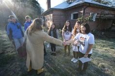 Bainbridge Island Magazine interviews the FW Youth Board.