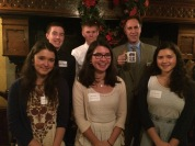 WA Trust for Historic Preservation holiday gala and grant awards.