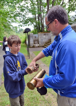Fort Ward Living History Walk 2017 (Robert Dashiell photo)