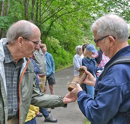 Fort Ward Living History Walk 2017 (Robert Dashiell photo)