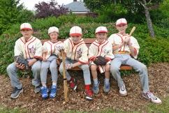 Young Baseball Team-1