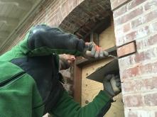 restoring window